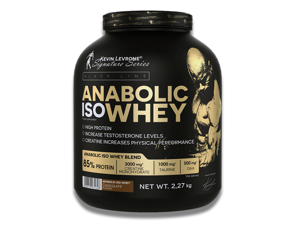 Go Shape Nutrition - Kevin Levrone - Levro Anabolic ISO Whey 2Kg 62d827a6e2f18